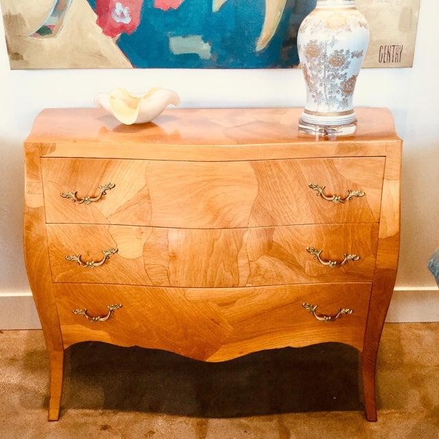 Mid-Century Modern Mid-Century Modern Bombay Chest For Sale - Image 3 of 8