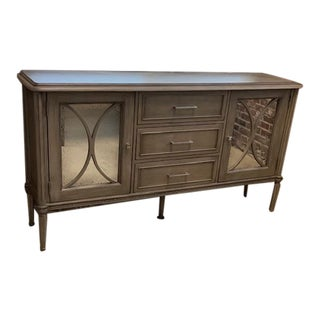 Louis XV Old Biscayne Designs Lowboy Dresser For Sale
