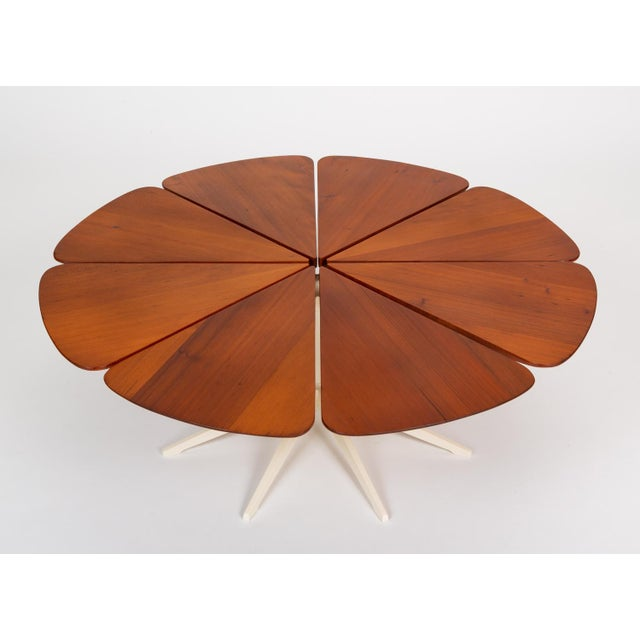 Mid 20th Century Petal Collection Coffee Table by Richard Schultz for Knoll For Sale - Image 5 of 13