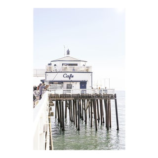 """Malibu Cafe"" Original Framed Photograph"
