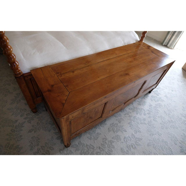 18th Century French Louis XIV Trunk For Sale - Image 11 of 12