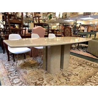Mid-20th Century Marble Dining Table Preview