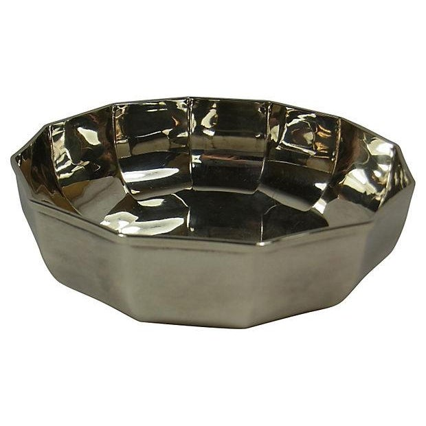 Vintage 1960's Silver Plated Bowl or Dish - Image 1 of 4