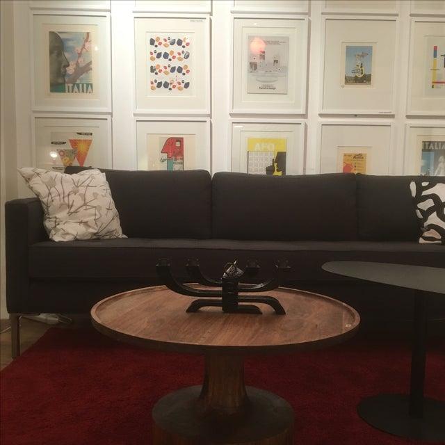 Design House Stockholm Black Lacquer Candleholder - Image 8 of 9