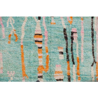 "Berber Moroccan Wool Rug- 7'8""x5'6"" Preview"