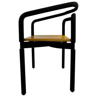 Modern Rubber Armchair by Brian Kane for Metropolitan Furniture, Steelcase For Sale