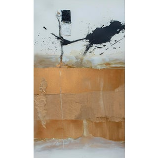Karen Green Recor 'Incan IX (Part 1)' Painting For Sale