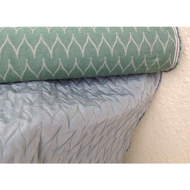 "Donghia Mattelasse Textile ""Onde"" - 4 Yards - Image 4 of 6"