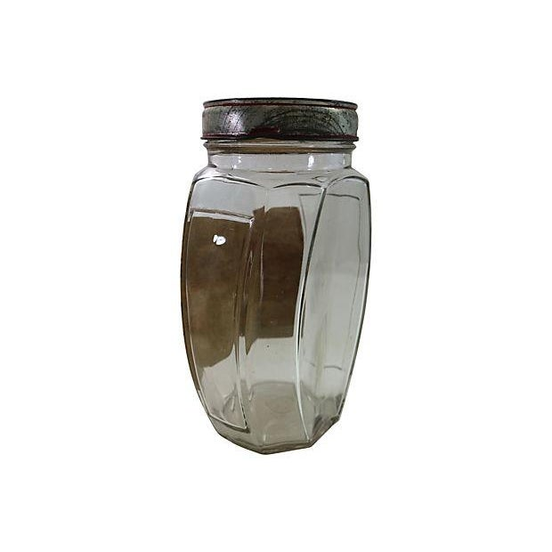 English Confectionery Jar - Image 3 of 3