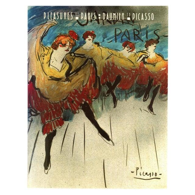 Pleasures of Paris: Daumier to Picasso Book - Image 1 of 3