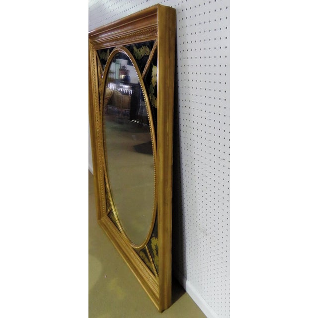 Antique Regency Style Mirror For Sale - Image 4 of 6