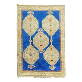 Crazy Vintage Turkish Rug, 5'11'' X 8'4'' For Sale