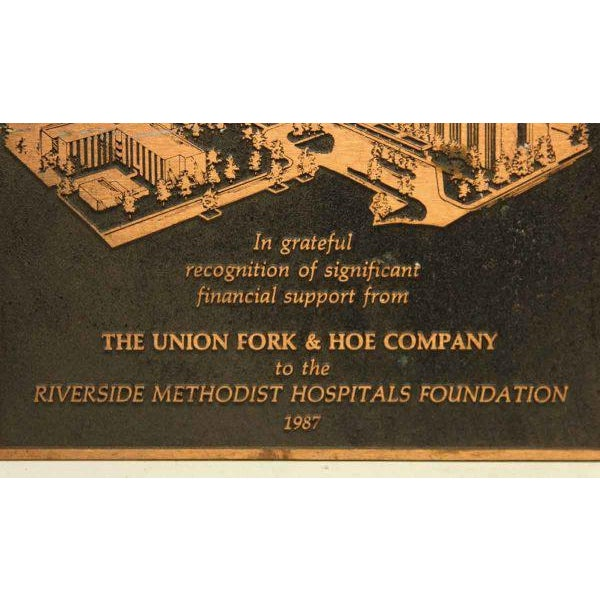 Vintage Riverside Pacesetters Society Plaque - Image 5 of 6