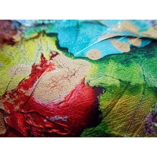 "Abstract Limited Edition Print on Metallic Paper & Acrylic Mount 30""x40"" - Festiva Macro 272"