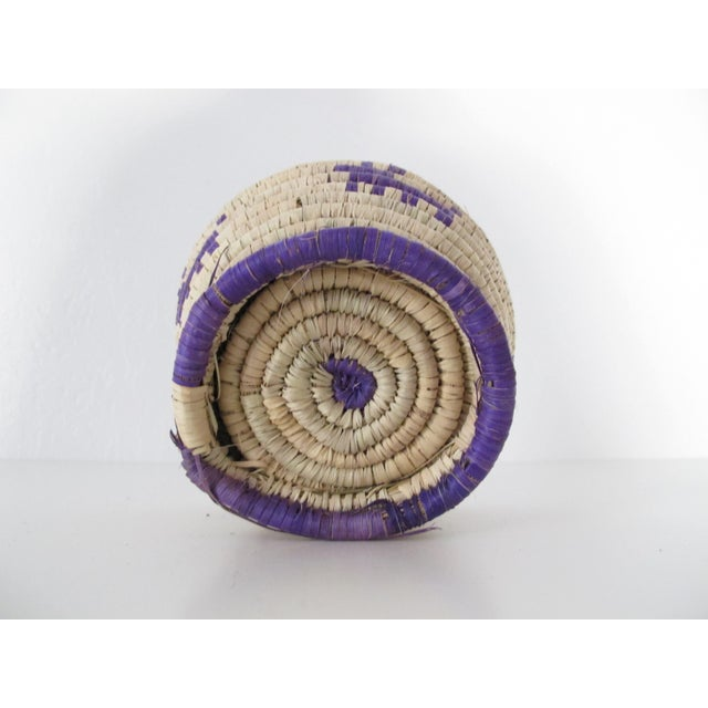 Purple Coyote Basket - Image 5 of 5