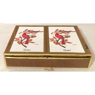 Vintage Boxed Set of Double Congress Play Cards Preview