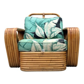 Paul Frankl Pretzel Chair For Sale