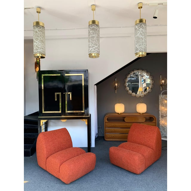 1970s Vintage Paloa Chairs by Emilio Guarnacci - a Pair For Sale - Image 6 of 11
