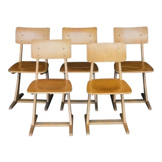 German School Chairs For Sale