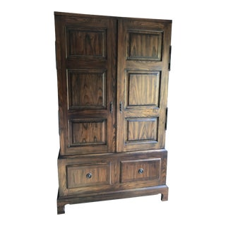 Hickory Chair Thomas O'Brien Collection Armoire/Entertainment Center For Sale