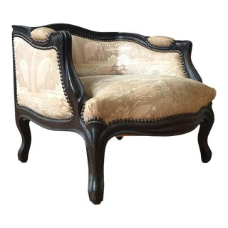 Small Armchair Designed as a Dog Bed For Sale