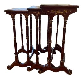 Image of Chinoiserie Nesting Tables