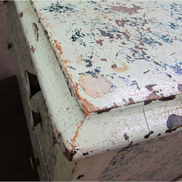 Shabby Chic Painted Chest of Drawers - Image 9 of 10