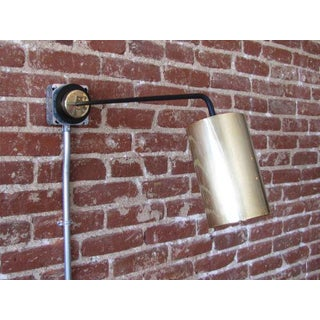 French Single Arm Wall Light Preview