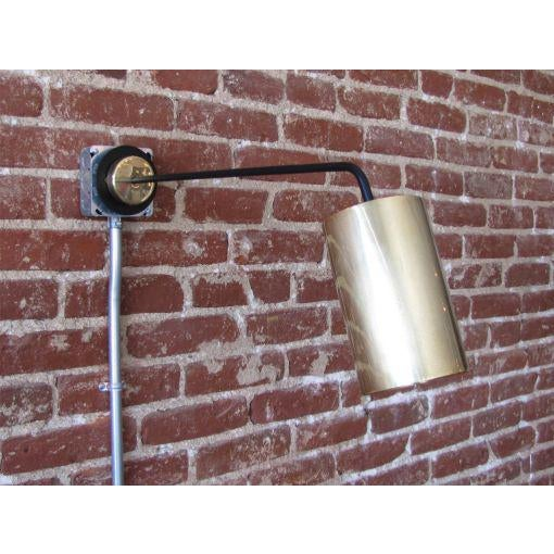 French Single Arm Wall Light - Image 2 of 5
