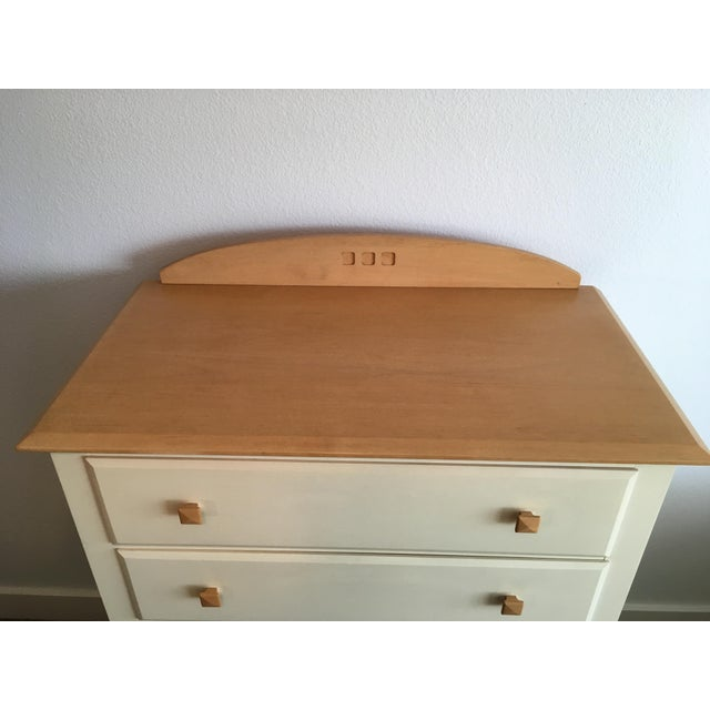 Ethan Allen Maple Dresser - Image 3 of 11