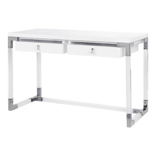 Pasargad's Firenze Contemporary Desk For Sale