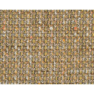 Hinson for the House of Scalamandre Confetti Fabric in Moss For Sale