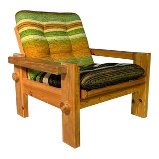 1970s Yngve Ekström 'Dymling' Armchair For Sale
