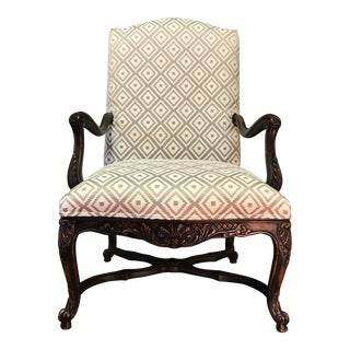 French Fauteuils Armchair