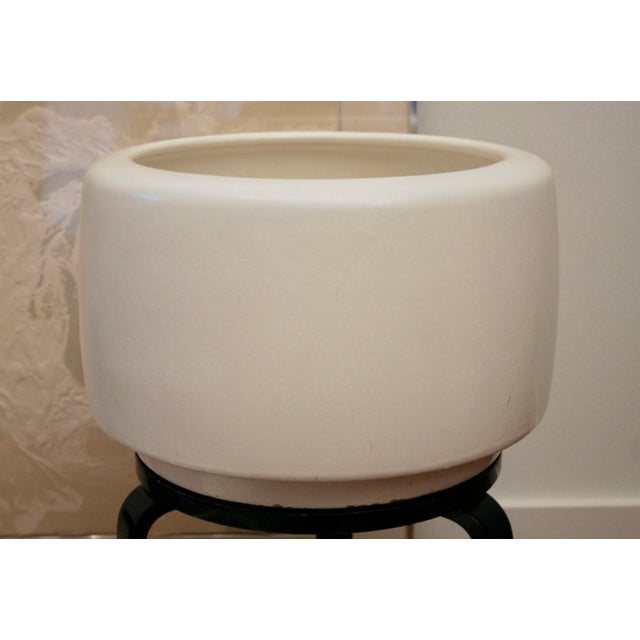 Massive Architectural Pottery Planter by John Follis and Rex Goode For Sale - Image 11 of 11