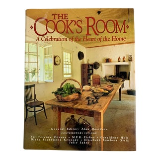 The Cook's Room: A Celebration of the Heart of the Home Decor & Cookery Book For Sale