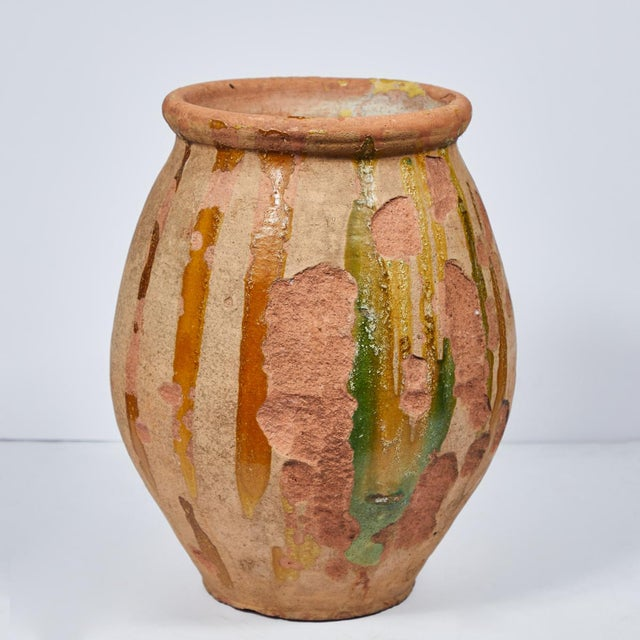 Mid 19th Century 19th Century Terra Cotta Confit Pot For Sale - Image 5 of 9