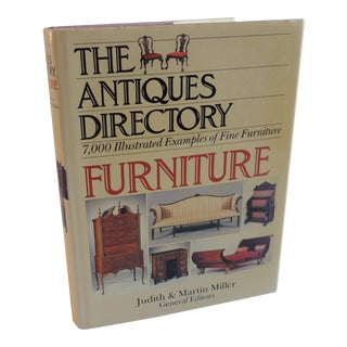 The Antiques Directory of Furniture Book For Sale