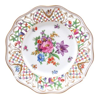 Schumann Bavaria Cabinet Plate, Plate #1 For Sale