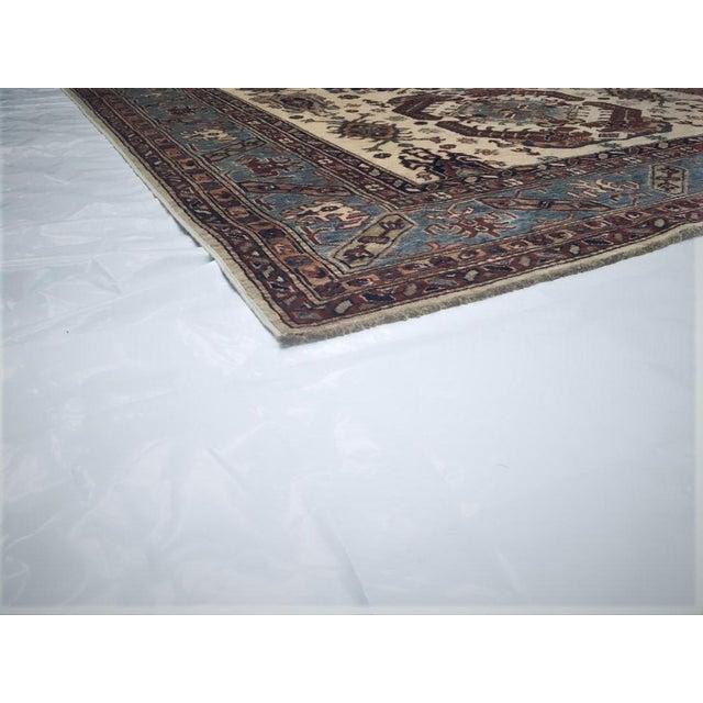 "2010s Leon Banilivi Khotan Ghanzi Wool Carpet - 6'1"" X 8'5"" For Sale - Image 5 of 6"