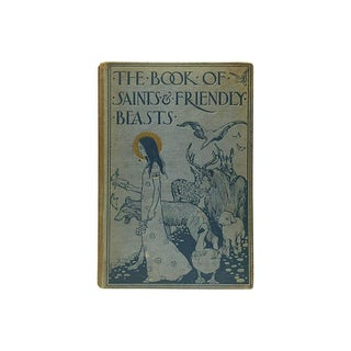 The Book of Saints and Friendly Beasts 1900 For Sale