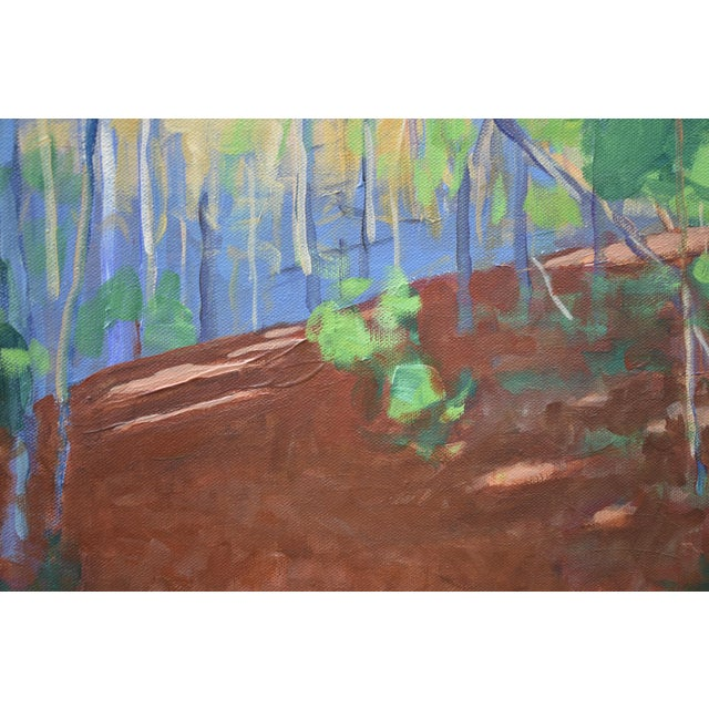 """Paint Stephen Remick """"Late Afternoon"""" Contemporary Painting For Sale - Image 7 of 11"""
