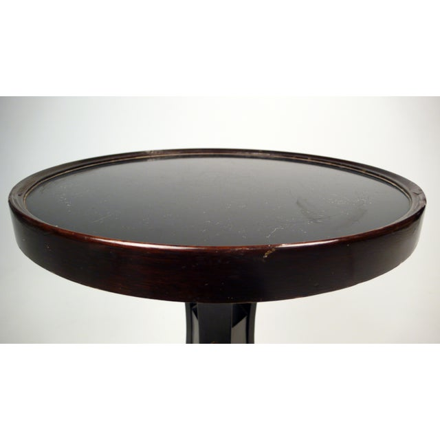 Tripod Drink Table by Edward Wormley for Dunbar For Sale In Dallas - Image 6 of 9
