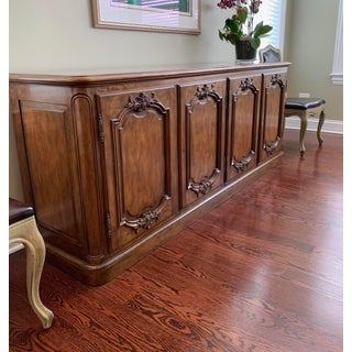 French Provincial Credenza by Baker Furniture Preview