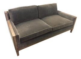 Image of Velvet Loveseats