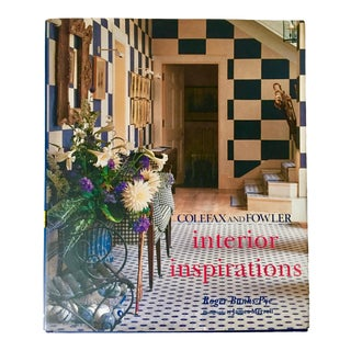 """Colefax & Fowler-Interior Inspirations""-London, 1997 For Sale"