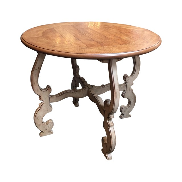 Sanctuary Lamp Table by Hooker Furniture - Image 1 of 9