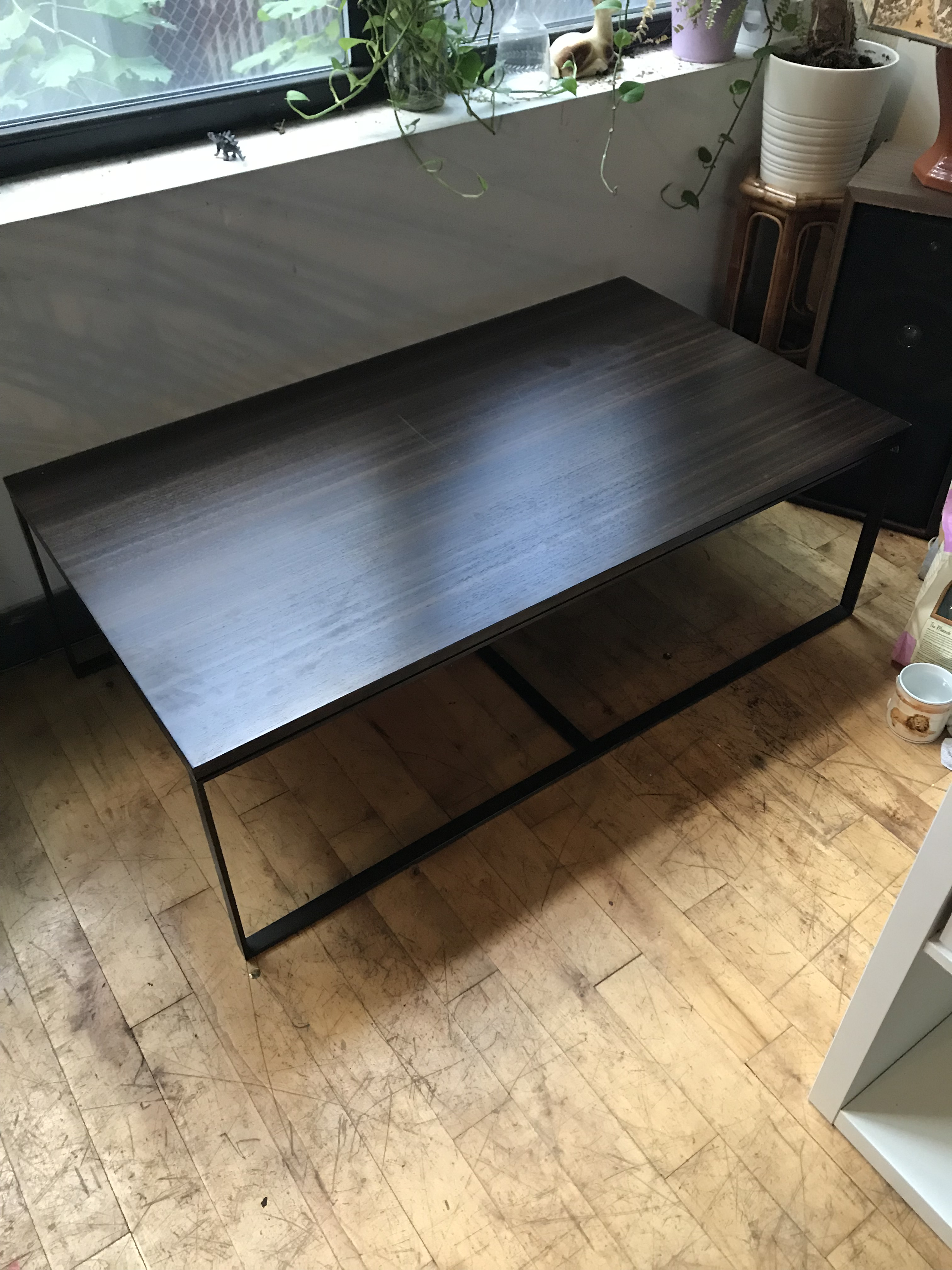 Mitchell Gold + Bob Williams Coffee Table!Beautiful Well Made Piece.  Purchased It At