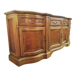 Vintage Traditional Wood Crendenza