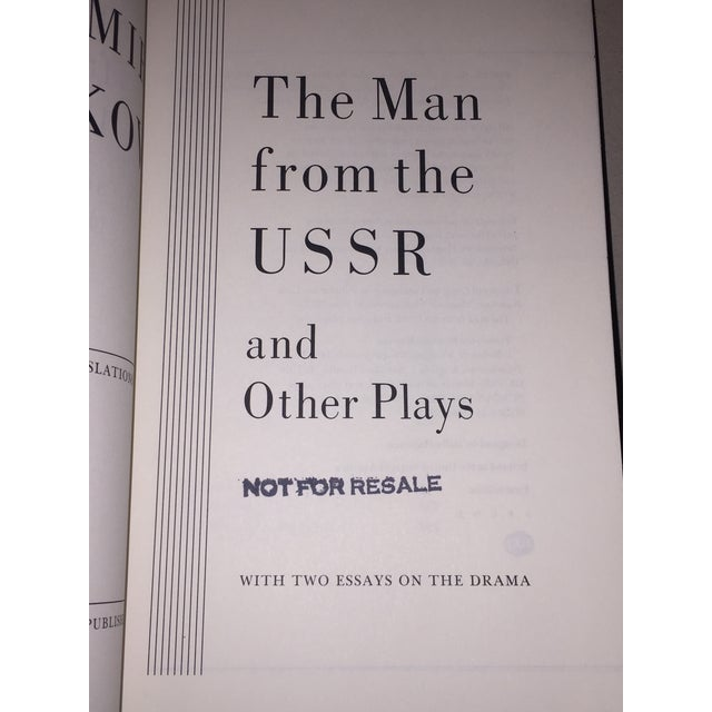 The Man From the U.S.S.R. & Other Plays by Nabokov - Image 8 of 11